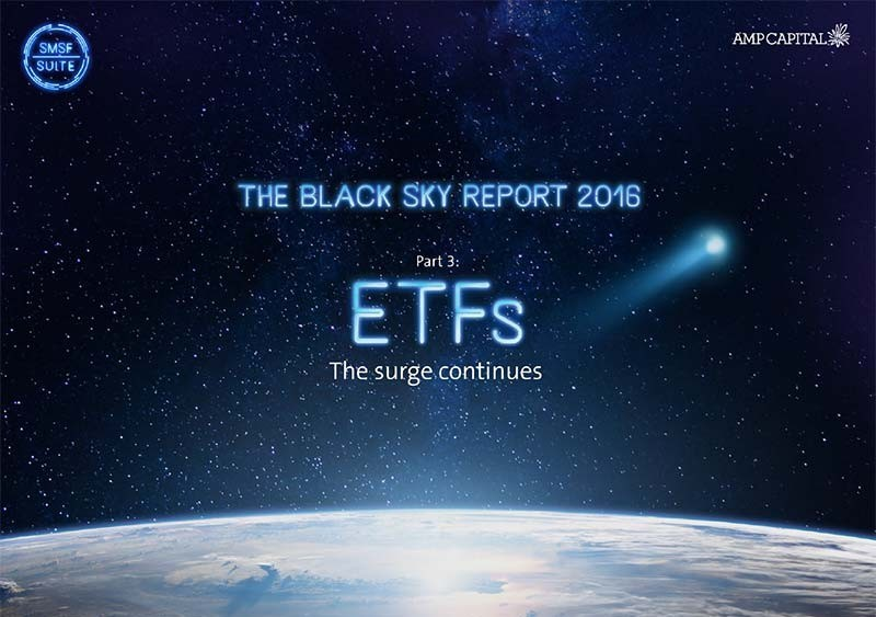 Part 3: ETFs – The surge continues